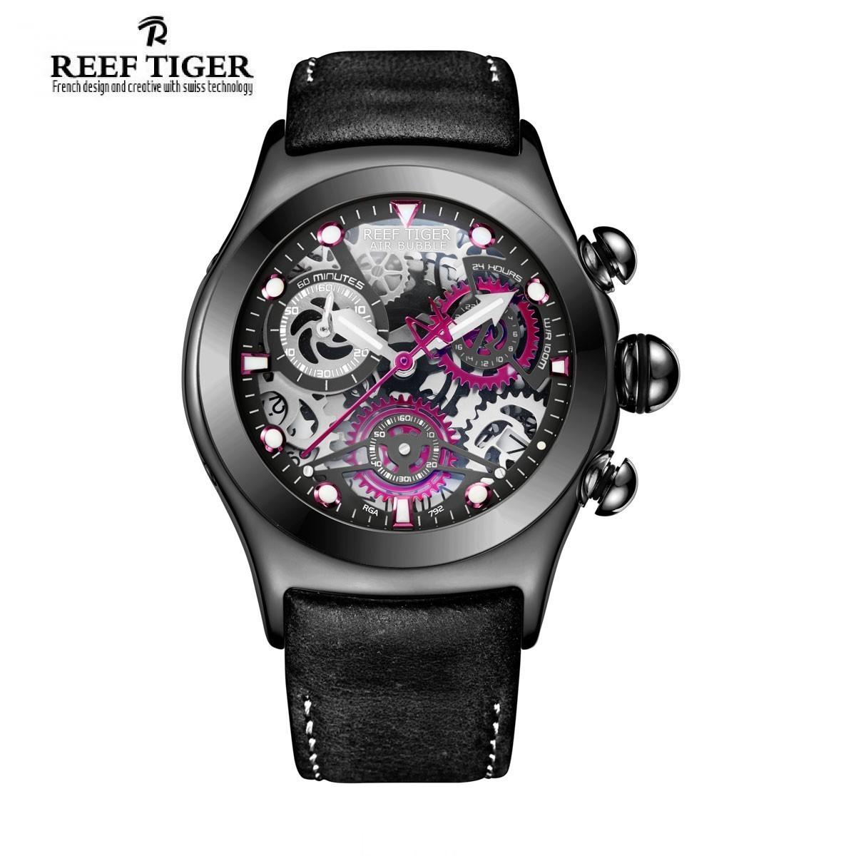 Đồng Hồ Reef Tiger RGA792-BBBR