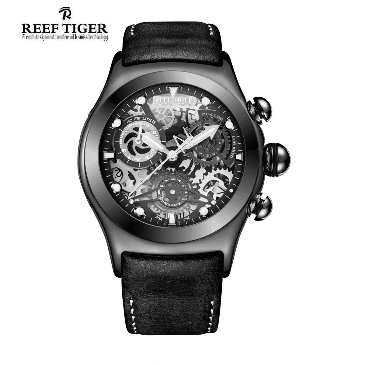 Đồng Hồ Reef Tiger RGA792-BBBW