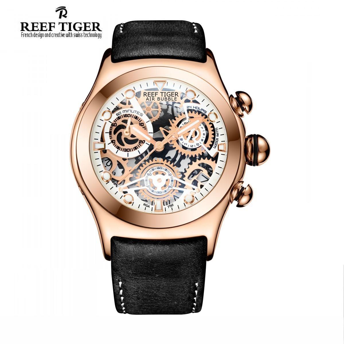 Đồng Hồ Reef Tiger RGA792-PWB