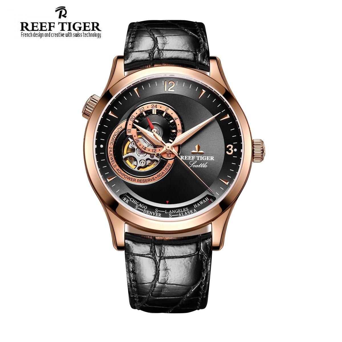 Đồng Hồ Reef Tiger RGA1693-PBB