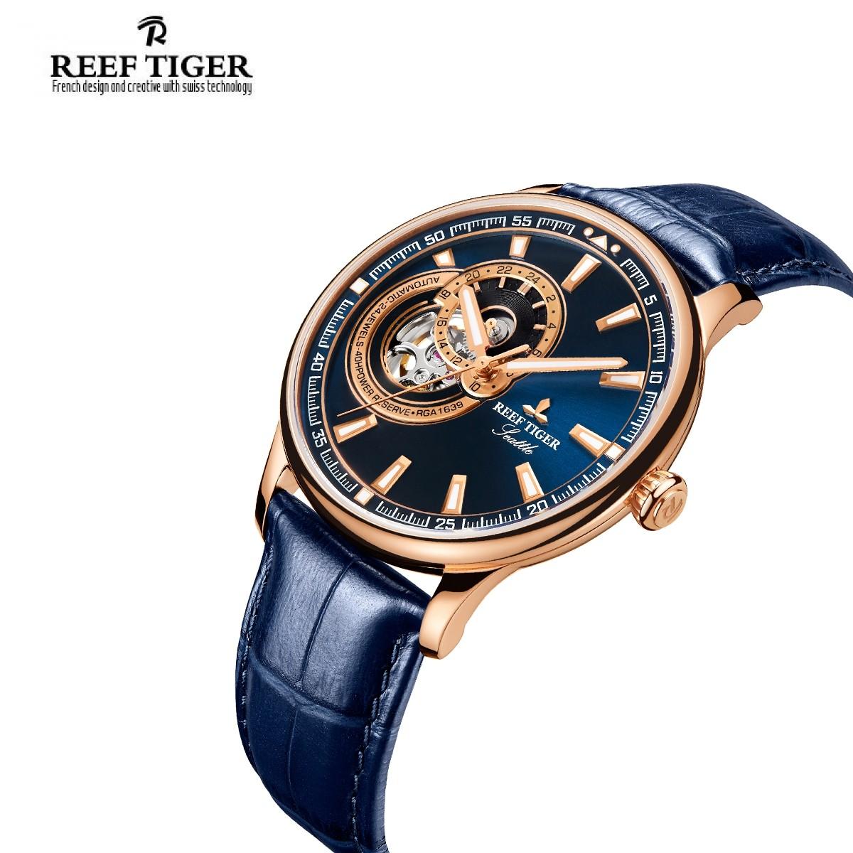 Đồng Hồ Reef Tiger RGA1639-PLL