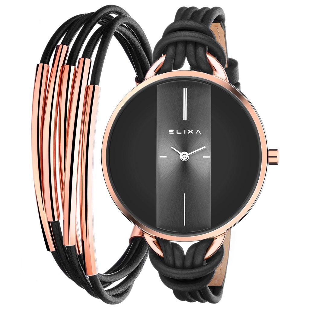 Kết quả hình ảnh cho Đồng hồ Elixa E096-L371-K1